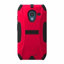 Trident AG-MOT-X-RED Aegis Series Case for Motorola Moto X Retail Packaging Red