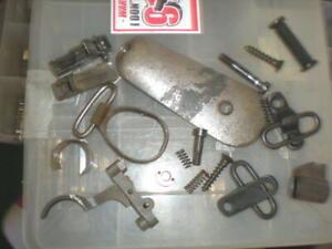 Mauser 98. VZ 24 Parts Lot