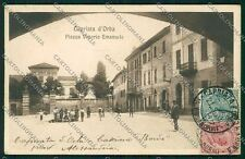 Alessandria Capriata D'Orba cartolina QK0648