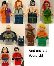 Lego Minifigures Super Hero YOU CHOOSE