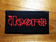New PUNK ROCK HEAVY METAL MUSIC SEW ON / IRON ON PATCH THE DOORS JIM MORRISON