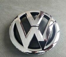VW JETTA 6 2011 - 2014 GRILLE EMBLEM CHROME WITH BLACK  5C6 853 601 ULM $20.75