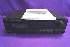 Technics * Stereo Cassette Deck - RS-BX707