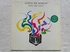 """Vinyl-12""""-LP # Chris de Burgh # Into The Light # 1986 # A&M # g/vg"""