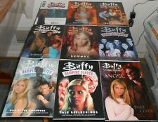 Buffy the Vampire Slayer and Angel 18 Trade Paperback TPB Lot -- 17 1st Editions