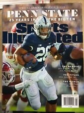 2017 Saquon Barkley Penn State Nittany Lions Sports Illustrated Commemorative