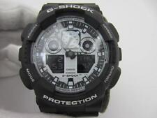 """""""NEW"""" Casio G-SHOCK GA-100BW-1A Wrist Watch for Men From Japan *06"""