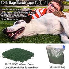 Envirofill Silica Sand Infill Microban Artificial Synthetic Pet Turf Grass Yard