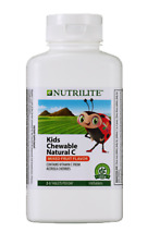 Amway Nutrilite Kids Chewable Vitamin C 100 tablets