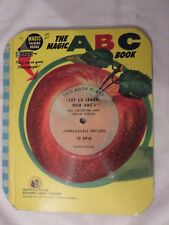 Vintage Magic Talking Book - The Magic ABC Book
