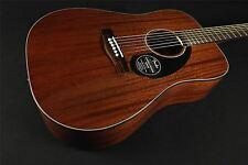 Fender CD-60S All Mahogany- Natural (179)