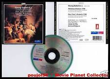 "GEBEL ""Christmas Oratorio"" (CD) B.Klapprott 2003"
