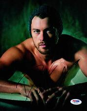 Daniel Feuerriegel SIGNED 8x10 Photo Agon Spartacus *HOT* PSA/DNA AUTOGRAPHED