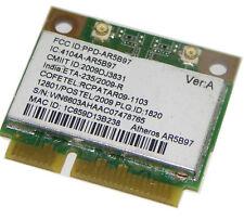 10 Atheros AR5B97 802.11b/g/n PCIe Half Mini Card IEEE 802.11n draft 2.0 AR9287