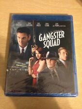 Gangster Squad (Blu-ray/DVD, 2013, 2-Disc Set, Includes Digital Copy; UltraViole