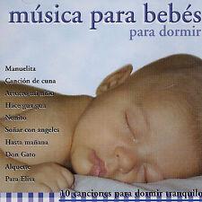 Various : Musica Para Bebes CD (2004)