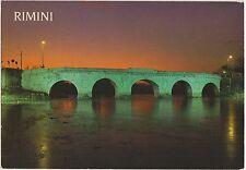 RIMINI - PONTE DI TIBERIO 1990