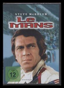 DVD LE MANS mit Steve McQueen - Dokumentation - 24 Stunden von Le Mans ** NEU **