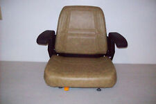 HIGH BACK COMFORT RIDE SEAT WITH FLIP-UP ARMRESTS FITS SCAG ZERO TURN MOWERS #JX