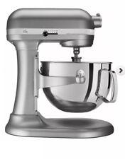 BrandNew KitchenAid 6QT Pro Bowllift Stand Mixer with Flex Edge | Contour Silver