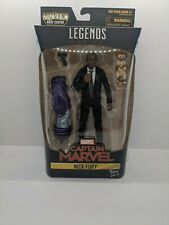 "Nick Fury - Sealed 6"" series figure - Marvel Legends series : Captain Marvel"