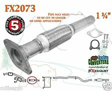 FX2073 Semi Direct Fit Exhaust Flange Repair Flex Pipe Replacement Kit w/ Gasket