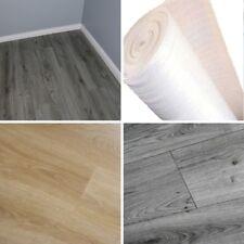 Origins Cheap Laminate Flooring Trend Oak Grey Underlay Trade Budget DIY Sample - 20cm X 8cm