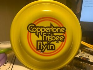 Wham-o Frisbee Fastback FB16 Coppertone Frisbee Fly-in late 1970's