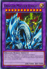 YUGIOH Blue-Eyes White Dragon Deck w/ Ultimate & Master Knight Complete 43 Cards