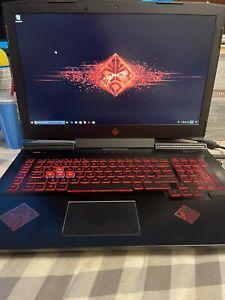 HP Omen 17-AN012DX 17.3″AMD Radeon RX 580 12GB 1 TB Hard Drive Gaming Laptop