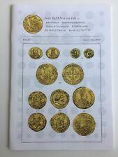 JEAN ELSEN AUCTION CATALOG BELGIUM ANCIENT WORLD COINS LISTE 267 JAN-MARCH 2014