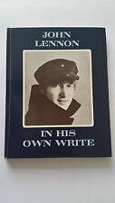 "JOHN LENNON ""In His Own Write"" Original 1964 3rd printing UK BEATLES"