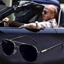New Fashion Sunglasses Aviation Metail Frame polarized Glasses Pilot Driving men
