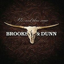 BROOKS & DUNN #1s AND THEN SOME 2 CD NEW