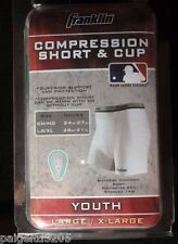 Franklin Compression Short & Cup Youth Large / XLarge