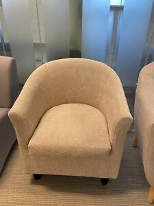 Small Matching Tub Chairs x2