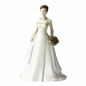 Royal Doulton Figurine Lady BRIDE MY SPECIAL DAY HN5036 New
