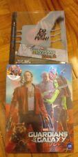 Guardians of the Galaxy vol 2 Bluray Steelbook, New/Sealed, kimchidvd