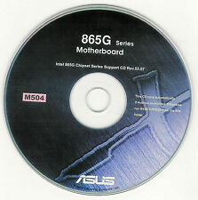 ASUS P4P800-MX  Motherboard Drivers Installation Disk M504