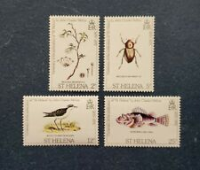 Saint Helena Stamps, Scott 289-292 Complete Set MNH