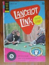 Gold Key  Lancelot Link 5   Secret Chimp
