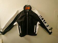 Men's Vintage Leather Jacket Rare! Mg-1