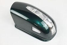 Mercedes E-Klasse W211 S211 Spiegelkappe Links LED NEU A2038100564 Andratitgrün