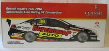 37292 2010 RUSSELL INGALLS SUPERCHEAP AUTO VE COMMODORE  MODEL CAR 1:18