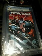 Forever Evil #7 (July 2014, DC) variant cover