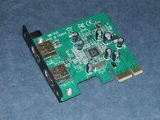 Startech PEX1394A2 PCI Express Firewire Adapter Card