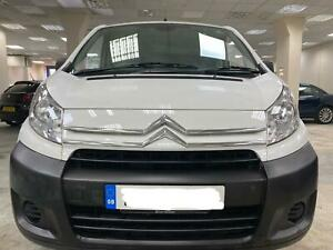 2012 Citroen Dispatch 1200 2.0 HDi 120 H1 Van PANEL VAN Diesel Manual