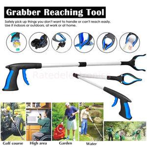 Industrial Grabber Tool Heavy Duty Pick Up Stick Hand Grip Reach Trash Picker US