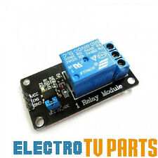 5v Relay Module 1 Channel to 240v/120v 10A For PIC Raspberry Pi Arduino