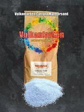 Vulkanfarben Carrara Marmorsand, Kalksand, Marmorgries